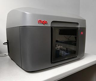 Photo of Mojo 3D Printer