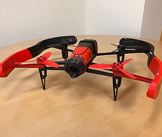 Photo of Parrot Bebop drone