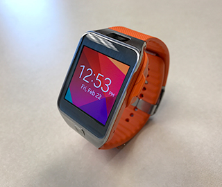 Photo of Samsung smart watch