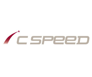 C Speed logo