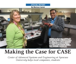 Special Report Cover for Making the Case for CASE